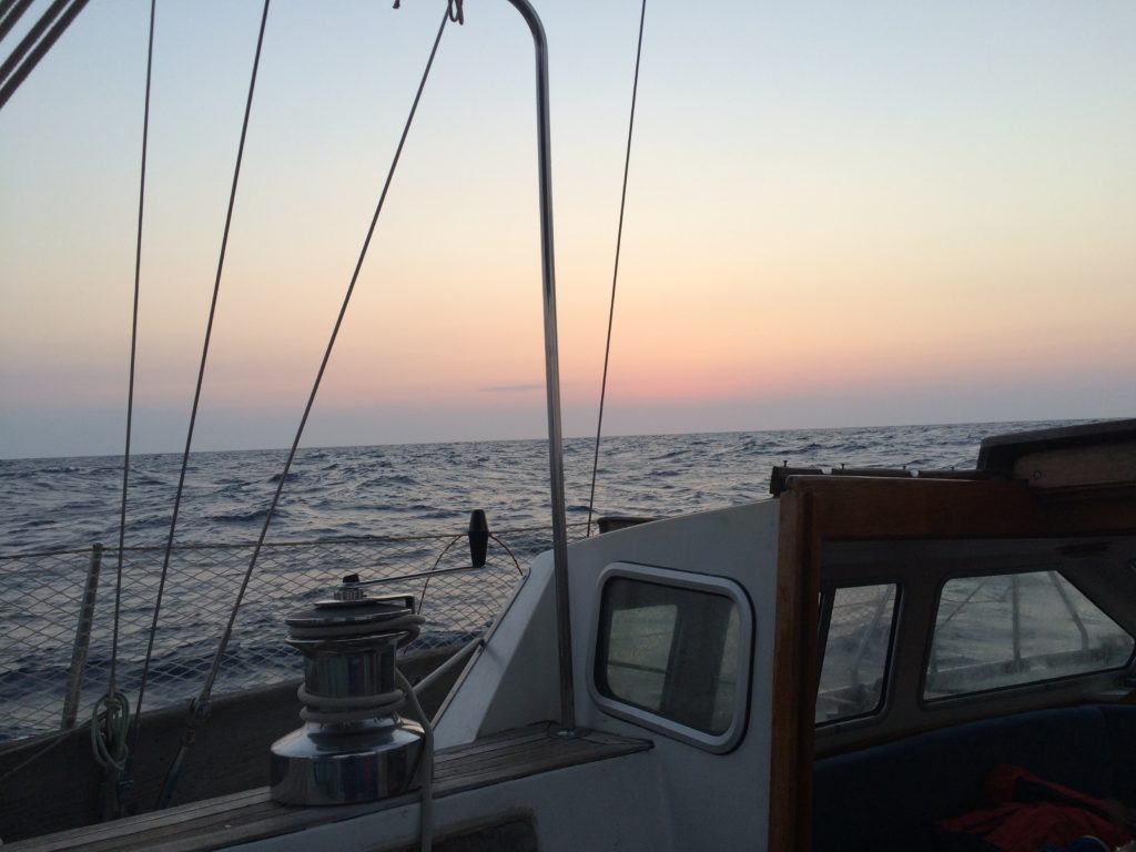 Boatnotes Ponyo Sailing with family