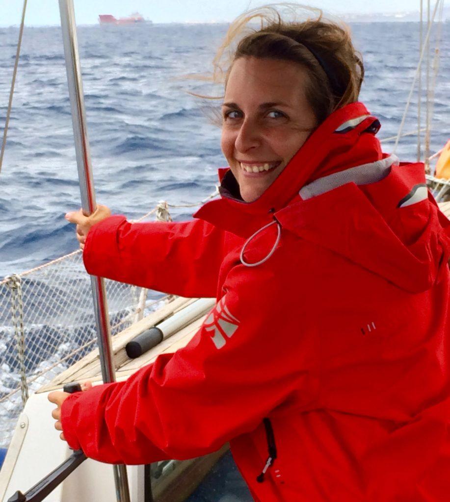 Rike Paetzold Rike Patzold Compass Coach Boatnotes