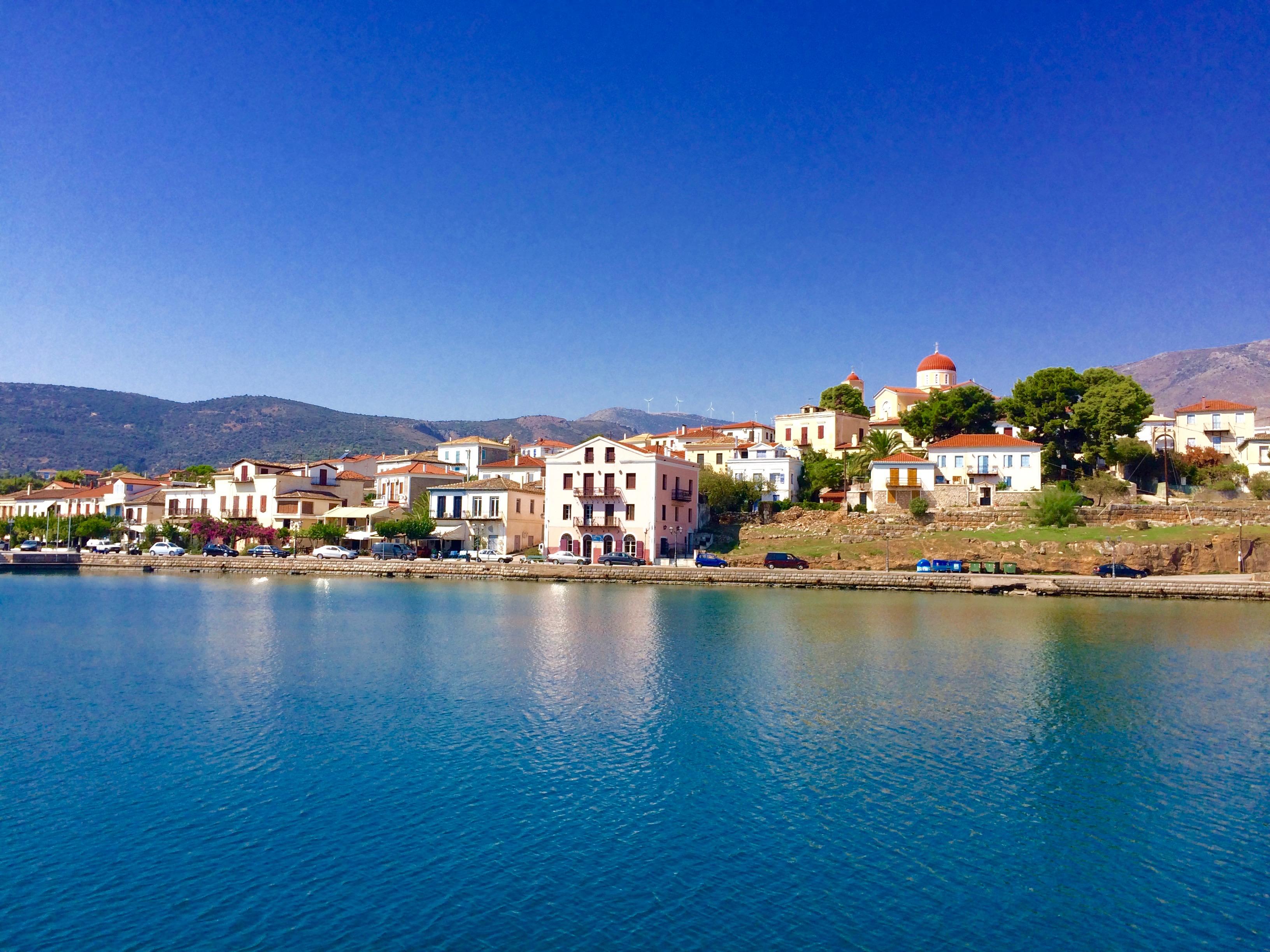 Highlights so far Part I (Corinth Canal – Corfu)